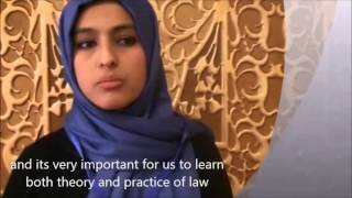 Alumni of Global Rights Law Programs in Afghanistan (1 of 3)