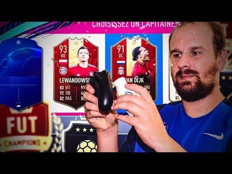 FIFA 19 - ON VEUT ENFIN DU LOURD DANS LES RECOMPENSES FUT CHAMP ET RIVALS !