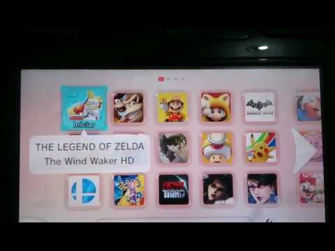 By Photo Congress || Wii U Wup Installer Usb