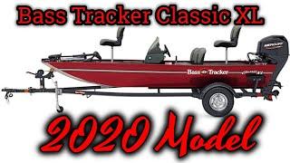 2020 Bass Tracker Classic XL Walkthrough & Review!