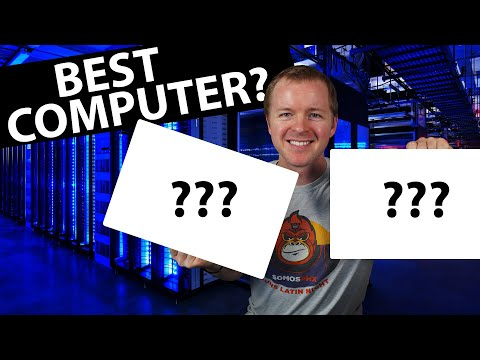 What is the BEST Computer for Cyber Security? - YouTube