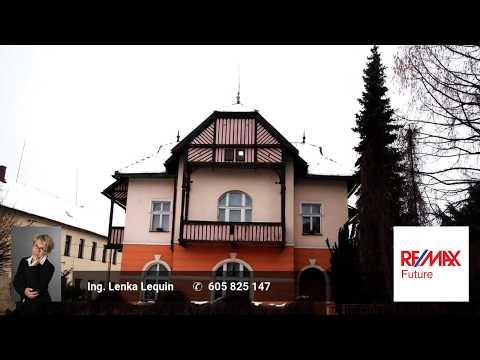 Video z << Prodej secesní vily v osobním vlastnictví, 198m2, Opočno >>