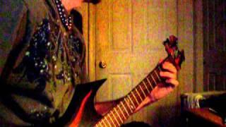 Guitar cover of Children of Bodom - Taste of my Scythe (full lead)