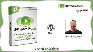 WP Video Profits Review - Wordpress Video Overlay Plugin