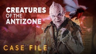 Case File #9 |The Antizone