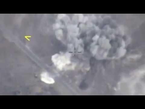 Война в Сирии: российские ВКС уничтожили склады боевиков в Идлибе