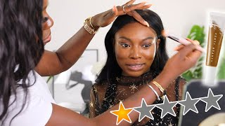 A Professional rated Fenty Beauty makeup artist does my make up, and here's whats up!