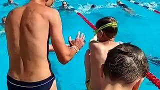 Спортивный лагерь плавание 2018