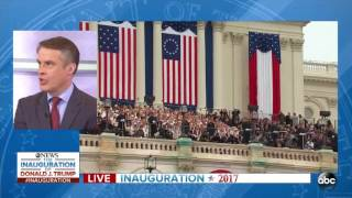 FULL VIDEO - The Inauguration of Donald J. Trump