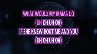 Mama Do Karaoke Version by Pixie Lott (Video with Lyrics)
