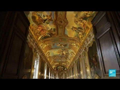 Journées du patrimoine : la Banque de France dévoile ses secrets aux visiteurs • FRANCE 24