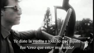 Jon Bon Jovi - Staring at your window with a suitcase in my hand (subt. español)