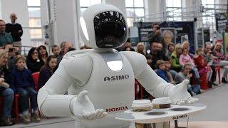 Honda ASIMO Robot | Best of