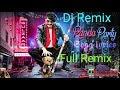 Randa Party || DJ REMIX || GULZAAR CHHANIWALA | ( Official Video ) | Latest Haryanvi Song 2020