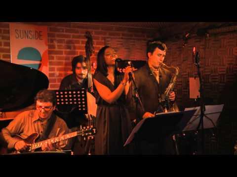 Margeaux Lampley au Sunset Jazz Club