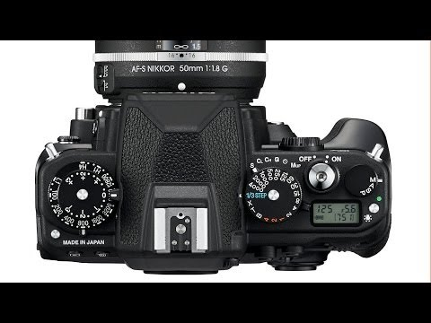 Nikon Df - Digital Fusion - PREVIEW