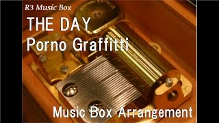 "THE DAY/Porno Graffitti [Music Box] (Anime ""My Hero Academia"" OP)"