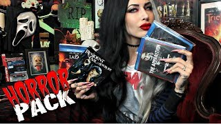 Horror Pack Unboxing January 2018