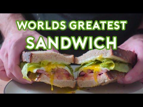 Binging with Babish: World's Greatest Sandwich from Spanglish