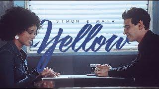 Yellow • Simon & Maia