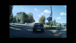 Авария Казань 18 сентября