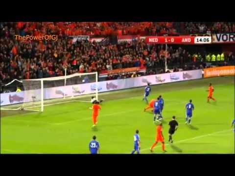 Overzicht kwalificatie Oranje WK 2014