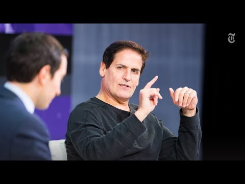 Mark Cuban: 'I'm Considering' Running for President | DealBook 2017