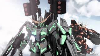 Gundam Unicorn OST 4 - 12. Sternengesang (with Lyrics)