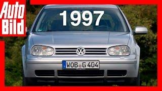 VW Golf 4 (1997) - Der Generations-Countdown / Test / Review / Fahrbericht