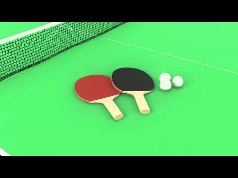 Butterfly Compact 19 Indoor Table Tennis Table