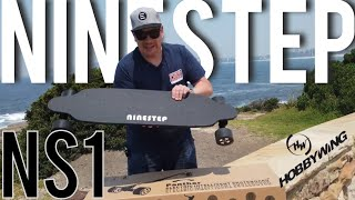 Check out the UPGRADED NS1 from Ninestep