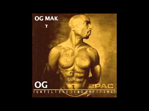 2Pac - 9. Last Nigga Left OG - Until The End Of Time CD 2