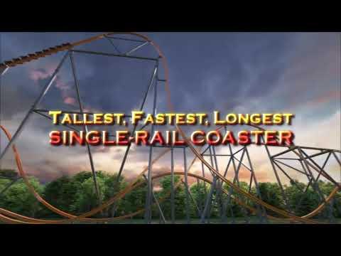 Six Flags Great Adventure Jersey Devil Announcement