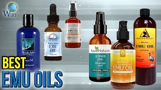 10 Best Emu Oils 2017
