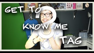 Get To Know Me Tag | Part 1 |