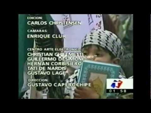 CONFLICTO ISRAEL / PALESTINA - Resúmen TN Internacional