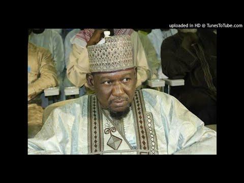 Sheikh Muhammad Kabiru Haruna Gombe - Waazin Dutse 2017