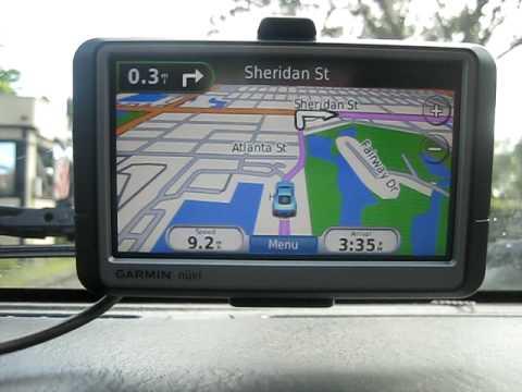Garmin - nüvi 260w GPS