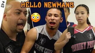 """I'm Tired Of Your Sh*t!"" Julian PARTIES Before Game! Jaden Newman SHOCKS Everyone in 1st GAME 😱"