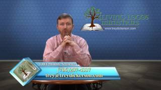 The Living Word- How God Anointed Jesus of Nazareth (Part 1)