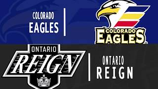 Eagles vs. Reign | Feb. 21, 2020