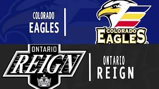 Eagles vs. Reign | Feb. 21, 2020