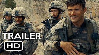 THE OUTPOST Trailer (2020) Scott Eastwood, Orlando Bloom War Movie