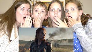Marvel Studios' Black Widow | Official Teaser Trailer | Offical Trailer Reaction