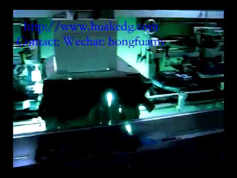 Automatic  Screen Printing Machine on  Square Pail