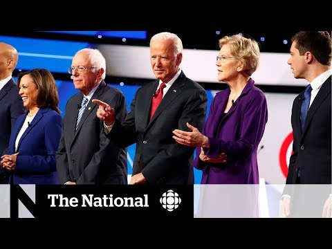 Democrats narrow down presidential candidates