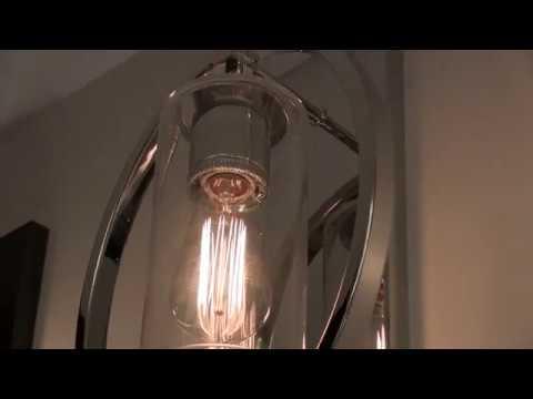 Video for Marlena Chrome One-Light Wall Bath Fixture