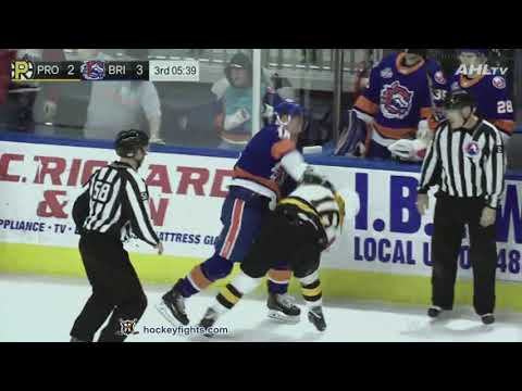 John Stevens vs. Ryan Donato