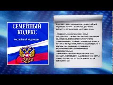 Социальный адвокат. Защита прав ребенка в России