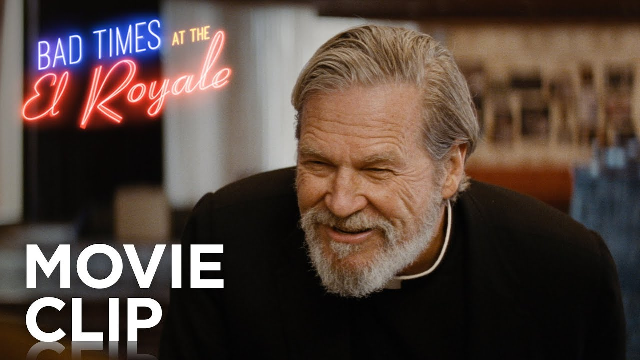 Bad Times at the El Royale - No Place for a Priest